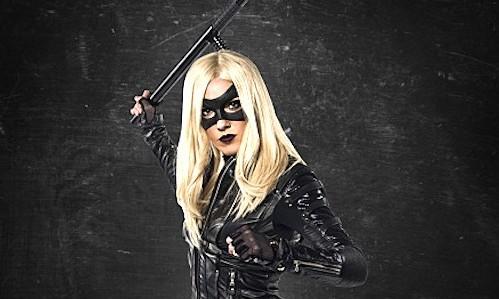 Katie Cassidy Debuts As Black Canary In ARROW Season 3