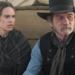 Tommy Lee Jones and Hilary Swank Delight!