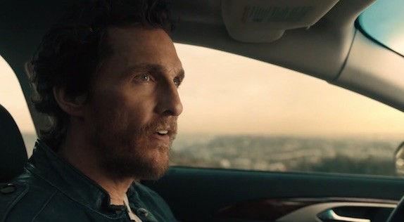 Watch Matthew Mcconaughey Share His Weird Philosophies Again In This