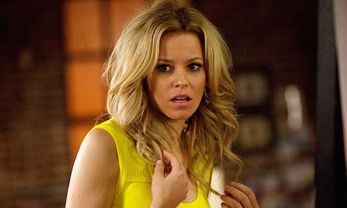 Elizabeth Banks Will Produce Dirty Rush Adaptation Acquired By