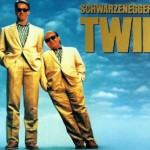 Josh Gad Says 'Twins' Sequel, TRIPLETS, Is Currently On Hold. Both Arnold And Danny Have Sons That Look Like Each Other In The Film