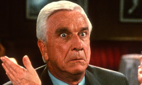 The Naked Gun Reboot Wants Liam Neeson in the Lead