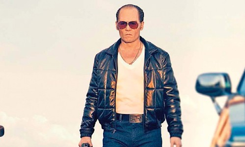 JohnnyDepp Is The Most Feared Gangster In This BLACK MASS New