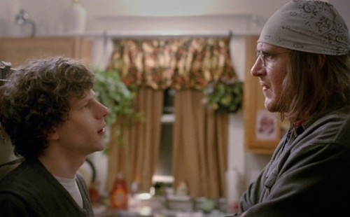 The End Of The Tour - Jesse Eisenberg - Jason Segel