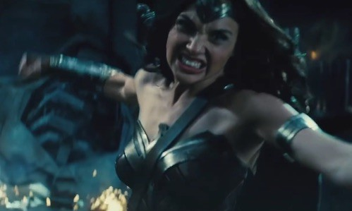 So Wonder Woman Is Fighting Doomsday In BATMAN V SUPERMAN DAWN OF JUSTICE