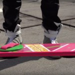 'Back To The Future' Awesome! Check Out This Commercial For Hoverboard!