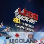 Everything Is Awesome! THE LEGO MOVIE 4D NEW ADVENTURE Coming To Legoland Parks & Discovery Centers In 2016