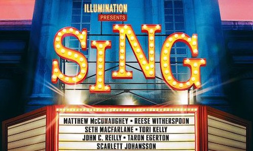 Sing (Starring Scarlett Johansson, Matthew McConaughey, Seth Macfarlane) Animated Movie Trailer