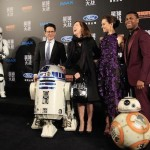 Look At These PHOTOS From The 'Star Wars: The Force Awakens' Shanghai Premiere!