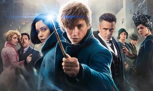 Watch Fantastic Beasts And Where To Find Them Bluray Film