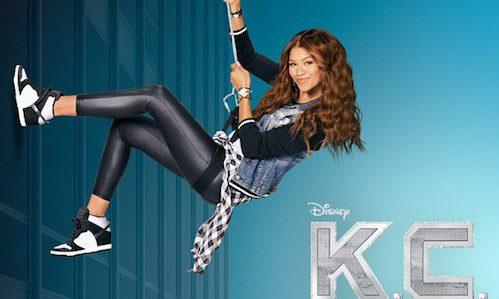 K C  UNDERCOVER, Starring Zendaya, Is Returning For Season 3