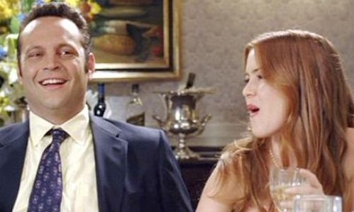 Vince Vaughn Wedding >> Wedding Crashers Vince Vaughn Isla Fisher Rama S Screen