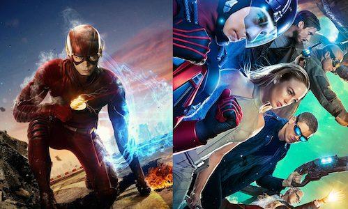 THE FLASH Season 4 And DC's LEGENDS OF TOMORROW Season 3 New