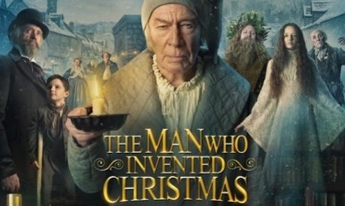 The Man Who Invented Christmas Trailer.Bah Humbug Watch Scrooge In This Official Trailer For The
