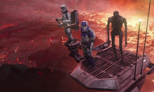 New Promo for 'Star Wars: Secrets of the Empire' – ILMxLAB