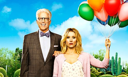 Yes! There Will Be THE GOOD PLACE Season 3 on NBC   Rama's