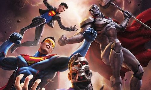 REIGN OF THE SUPERMEN Arrives On Digital Today  Here's a New Clip