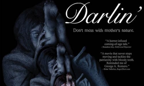 DARLIN' Poster And Trailer Starring Pollyanna McIntosh