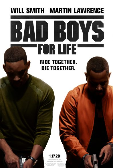 Behold This BAD BOYS FOR LIFE Poster! | Rama's Screen