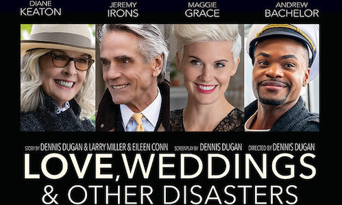 Poster And Trailer For Love Weddings Other Disasters Starring Diane Keaton Rama S Screen