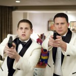 21 JUMP STREET Tweet-Off Challenge With Jonah Hill And Channing Tatum!
