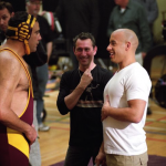 THE PACIFIER Reunion, Director Adam Shankman And Vin Diesel On THE MACHINE