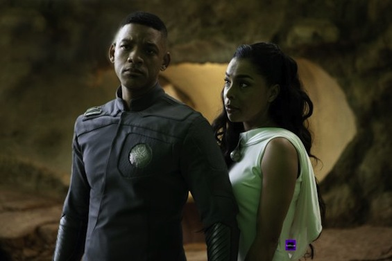 After Earth - Will Smith - Sophie Okonedo