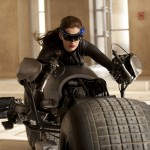 THE DARK KNIGHT RISES Scene Described. Anne Hathaway Loves Her Catwoman Costume. 'Gotham Is Full Of Grace'