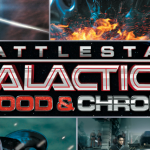 BATTLESTAR GALATICA: BLOOD & CHROME – UNRATED EDITION on Blu-ray & DVD 2/19/13 – Box Art, Details & New Trailer