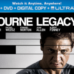 THE BOURNE LEGACY Hits Blu-ray & DVD 12/11/12 – Announcement, Trailer, And New Bonus Clip