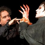 2 New DARK SHADOWS Photos. Bloody Hands