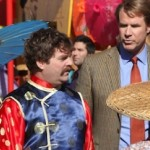 DOG FIGHT New Set Photos. Look At Zach Galifianakis In Chinese Robes