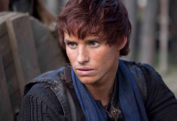 Eddie Redmayne Joins The New LES MISERABLES Starring Russell Crowe ...