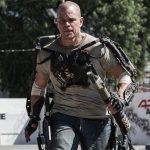 Behold Matt Damon In This New Image Of ELYSIUM