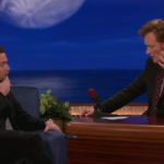 Watch Ewan McGregor On Conan O'Brien, Responding To Louis C.K.'s Sex Proposition