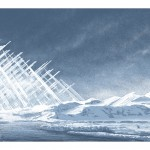 MONDO/First DC Comics Poster: 'Fortress Of Solitude', Available On Black Friday