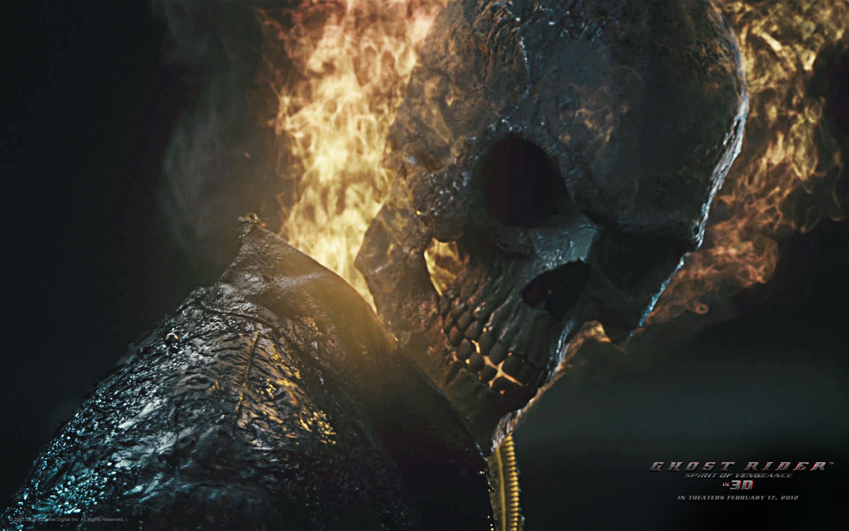 GHOST RIDER: SPIRIT OF VENGEANCE Website Contains These