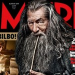 Empire's HOBBIT Mag Cover