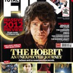 Total Film's HOBBIT Mag Cover. Martin Freeman Feels No Pressure At All