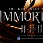IMMORTALS Trailer Will Launch Through Clear Channel Radio. Will Also Be Attached To TRANSFORMERS 3
