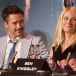Look At These IRON MAN 3 London Photos