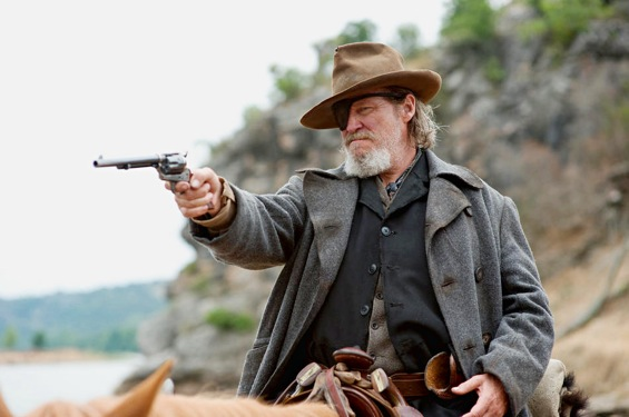 jeff bridges true grit. The True Grit star will once