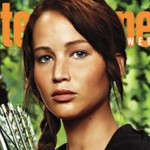Look At Brunette Jennifer Lawrence As Katniss In This First HUNGER GAMES Image