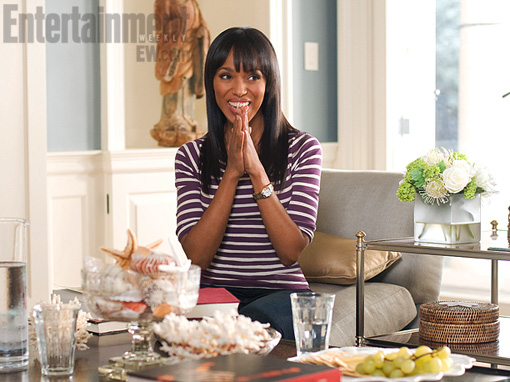 Kerry Washington - Tyler Perry Presents Peeples