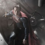 Behold Henry Cavill, In Costume, As The New SUPERMAN In MAN OF STEEL