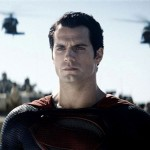 New Image Of Henry Cavill As MAN OF STEEL
