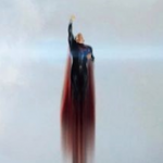 Yet Another MAN OF STEEL New Poster! Fly, Supes, Fly!