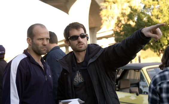 Mark Neveldine - Jason Statham