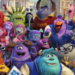 Arigato! Here's MONSTERS UNIVERSITY Japanese Trailer