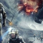 Explosive New Poster For PROMETHEUS